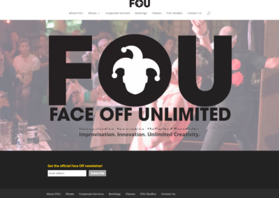 Face Off Unlimited and FOU Studios